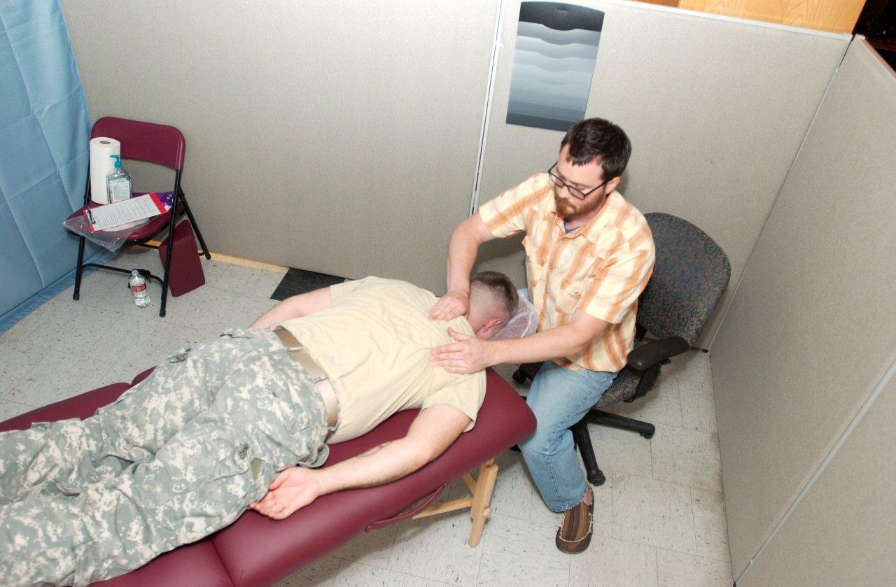 Reid Massage Therapy Senior Outreach Program