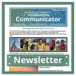 MTF Communicator newsletter button