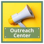 outreach center button